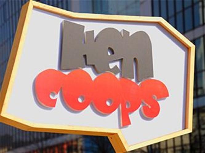 Hen Coops, yeni şubesiyle Akbatı'da